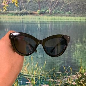 Anthropologie Accessories - Anthropologie muse cat eye sunglasses